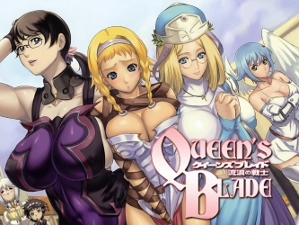 Queen's Blade tv show photo
