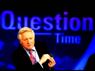 Question Time (UK) tv show photo