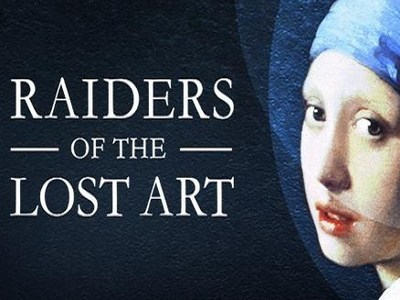 Raiders of the Lost Art (UK)