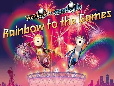 Rainbow to the Games (UK)