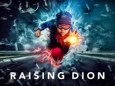 Raising Dion tv show photo