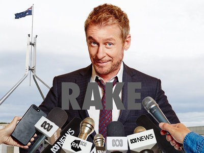 Rake (AU) tv show photo