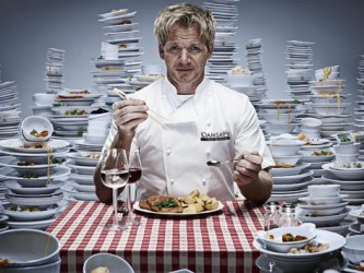 Ramsay's Best Restaurant (UK) tv show photo