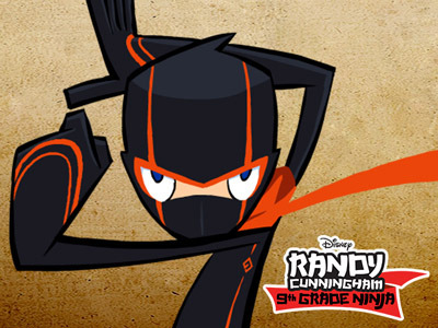 Randy Cunningham: 9th Grade Ninja tv show photo