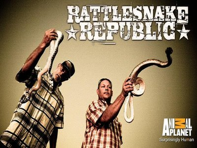 Rattlesnake Republic tv show photo