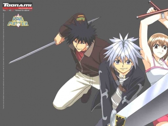 Rave Master (Dubbed) tv show photo