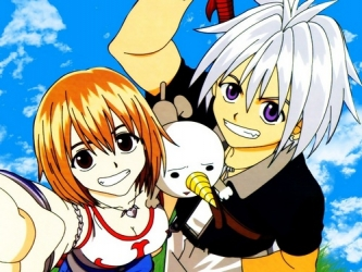 Rave Master (JP) tv show photo