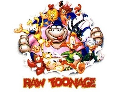 Raw Toonage tv show photo