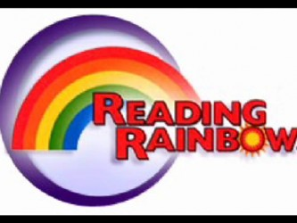 Reading Rainbow tv show photo