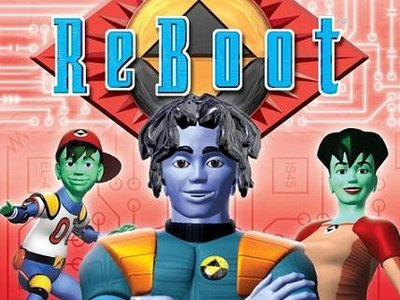 ReBoot (CA) tv show photo