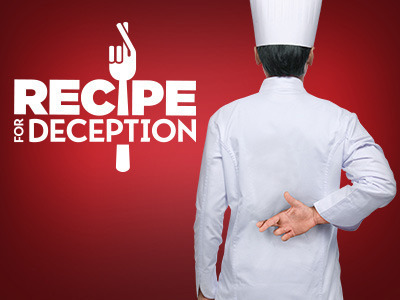 Recipe for Deception tv show photo