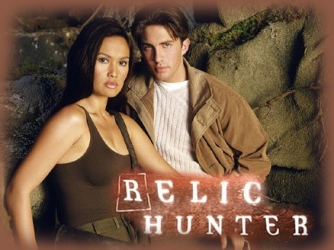 Relic Hunter tv show photo