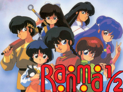 Ranma 1/2 tv show photo