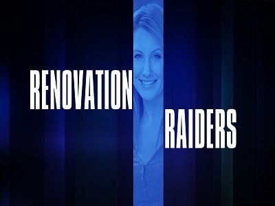 Renovation Raiders tv show photo