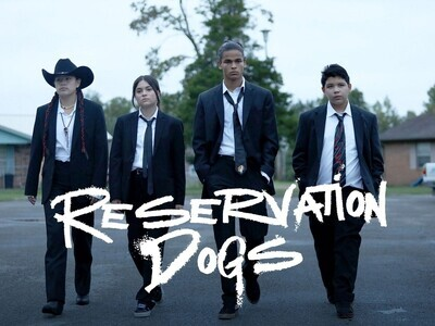Reservation Dogs tv show photo