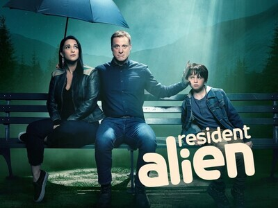 Resident Alien tv show photo