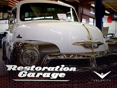 Restoration Garage (CA)