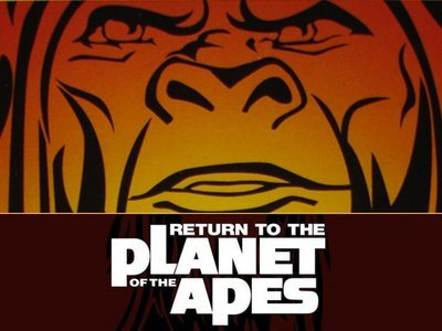 Return to the Planet of the Apes tv show photo