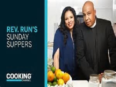 Rev Run's Sunday Suppers tv show photo