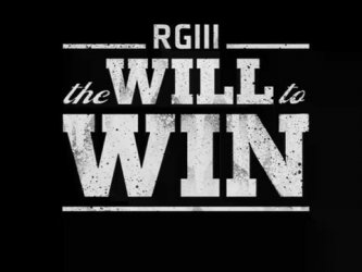 RGIII: Will to Win