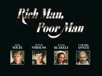 Rich Man, Poor Man tv show photo