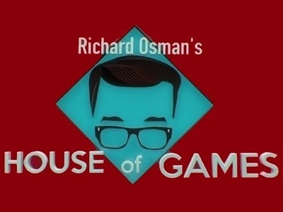 Richard Osman's House of Games tv show photo