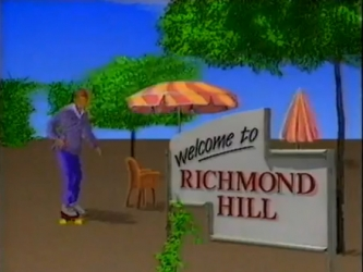 Richmond Hill (AU) tv show photo