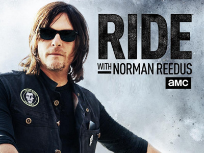 Ride with Norman Reedus tv show photo