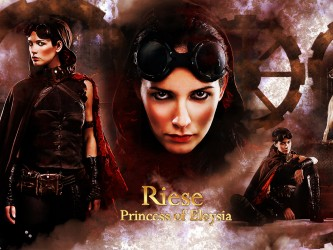 Riese: Kingdom Falling tv show photo
