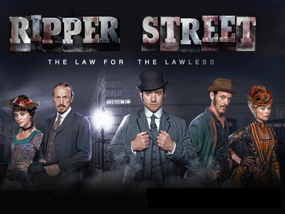 Ripper Street (UK) tv show photo