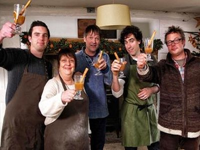 River Cottage Three Go Mad