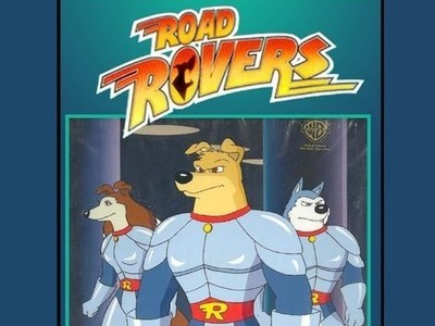 Road Rovers tv show photo