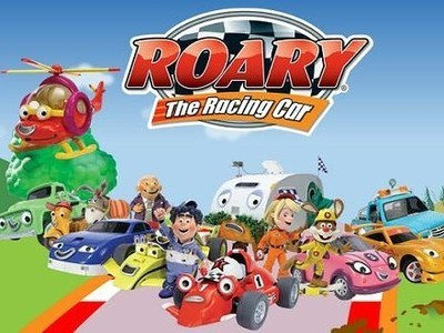 Roary The Racing Car (UK)