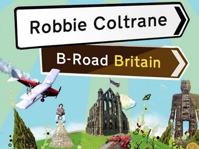 Robbie Coltrane: B Road Britain (UK) tv show photo