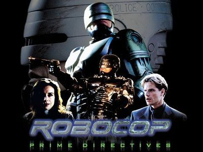Robocop comics index.