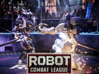 Robot Combat League tv show photo