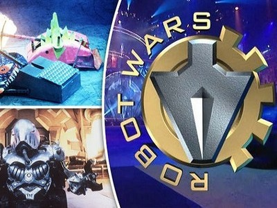 Robot Wars (UK) tv show photo