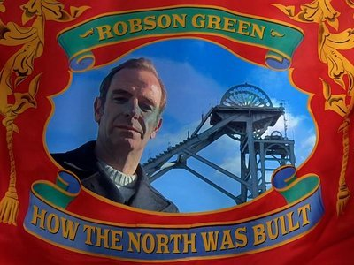 Robson Green: How The North Was Built (UK) tv show photo
