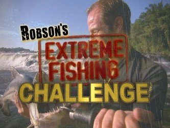 Robson's Extreme Fishing Challenge (UK) tv show photo