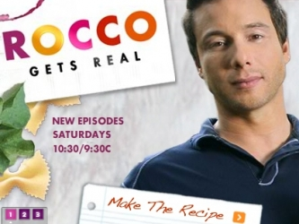 Rocco Gets Real tv show photo