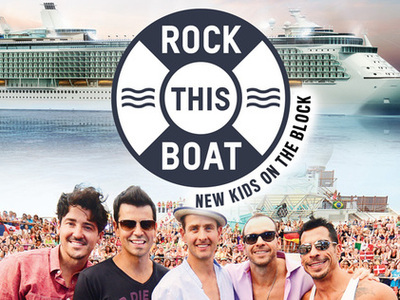 Rock The Boat: New Kids On The Block