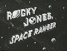 Rocky Jones, Space Ranger tv show photo