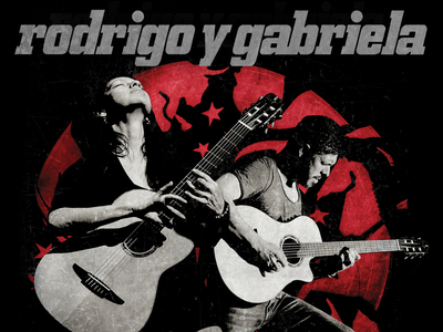 Rodrigo y Gabriela: Live at Red Rocks (UK)