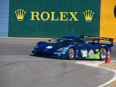 Rolex Sports Car Series Racing tv show photo
