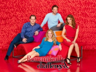 Romantically Challenged tv show photo