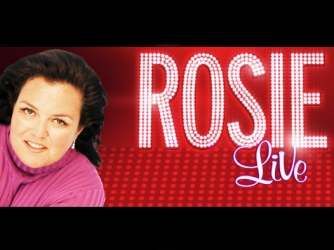 Rosie Live tv show photo