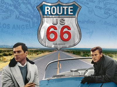 Route 66 tv show photo