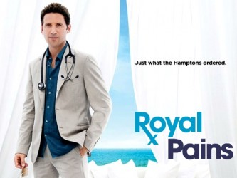 Royal Pains tv show photo