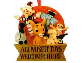 Rudolph, the Red-Nosed Reindeer & the Island of Misfit Toys tv show photo