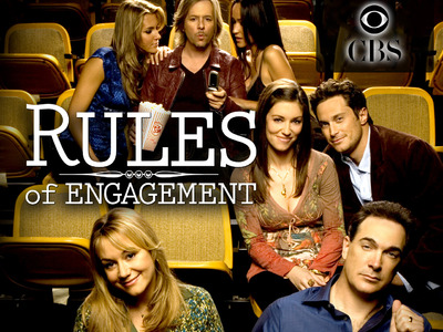 Rules of Engagement tv show photo